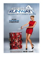 Project Runway Season 4 DVD