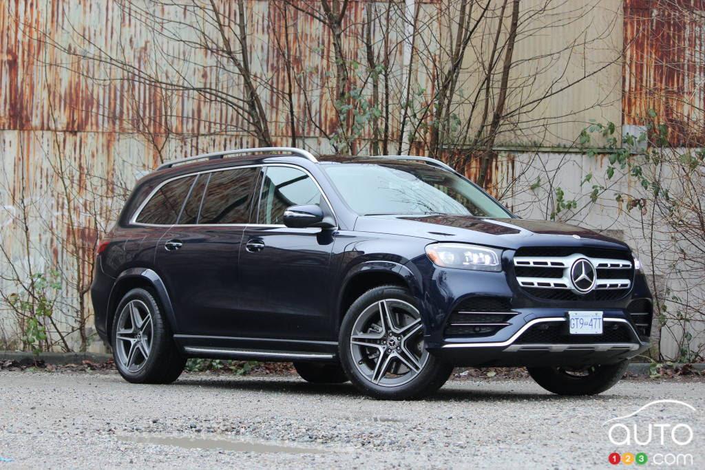 2020 Mercedes-Benz GLS 450 Review | Car Reviews | Auto123