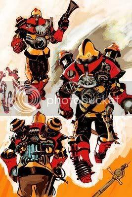 Armor Realities