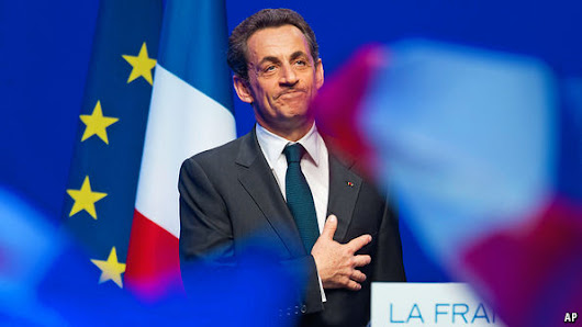 Former French President Sarkozy back in the limelight for 2017