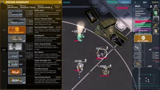 STRAIN TACTICS Screenshot