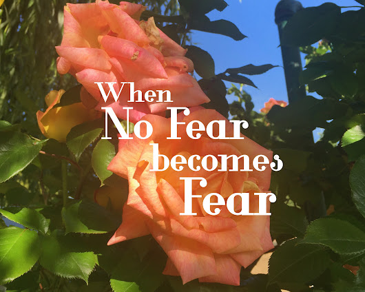 When No Fear becomes Fear - All Things Spliced