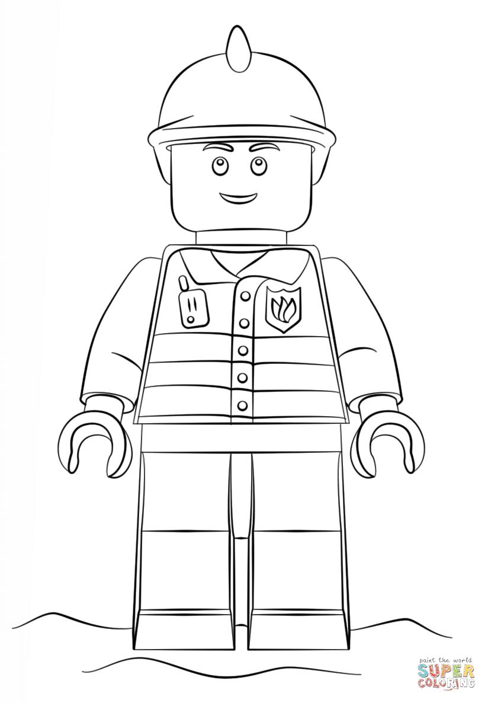 Kleurplaten Lego Brandweer.Kleurplaat Brandweer Peuters Krijg Duizenden Kleurenfoto S Van De