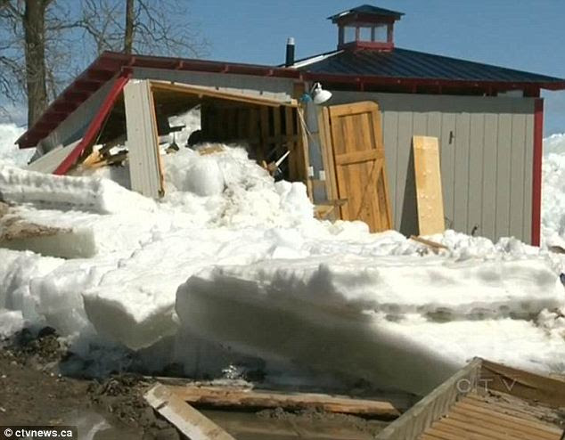 Severe: Many of the 27 affected homes were not destroyed, but still deemed uninhabitable