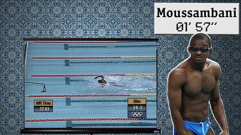 El anecdotario de los Juegos Olímpicos