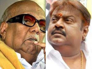 Dmk Support Dmdk The Pudukottai Poll