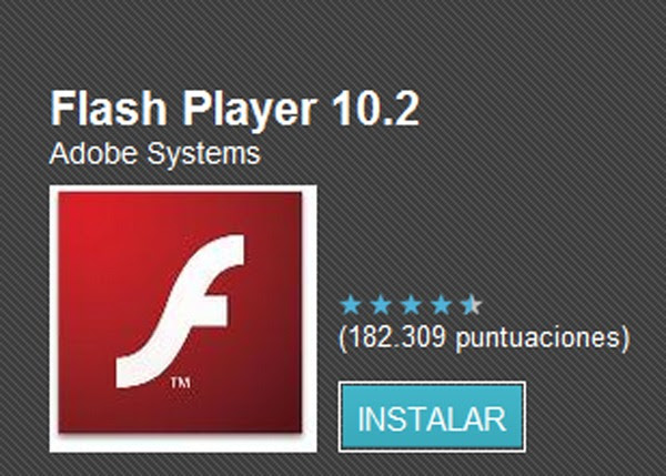 adobe flash player 10 descargar gratis