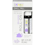 Aura Cacia Chill Pill Essential Oil Blend Roll-On - .31 fl oz