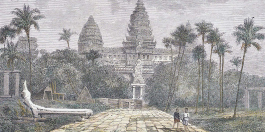 Stop saying the French discovered Angkor