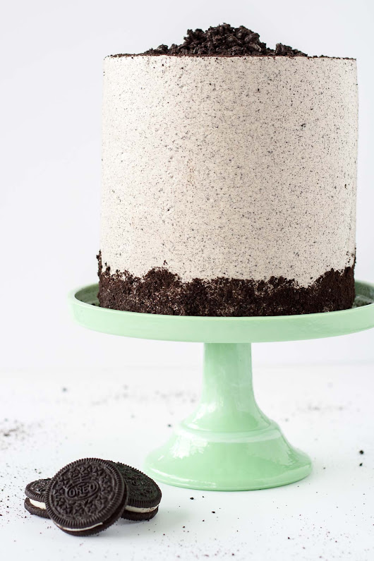 Oreo Layer Cake - Liv for Cake