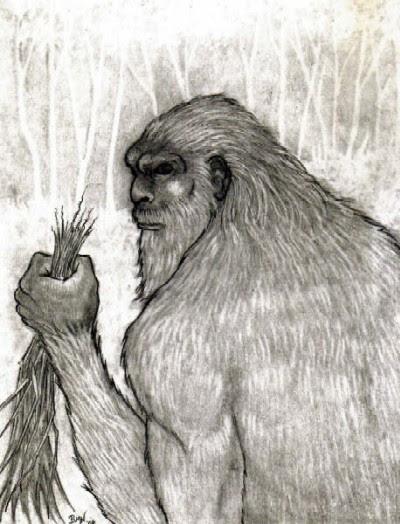 Kentucky Bigfoot