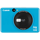 Canon ivy CLIQ 5.0 MP Compact Digital Camera - Seaside blue