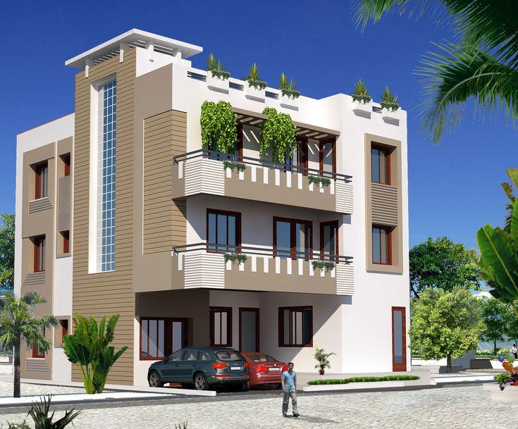Residential House Design  The SocioEconomic Development