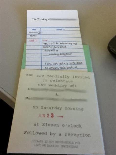 rsvp card .Unique Invitation Ideas : wedding invitation
