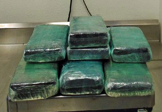 More than $276,000 worth of cocaine were seized by CBP officers at the Port of Nogales