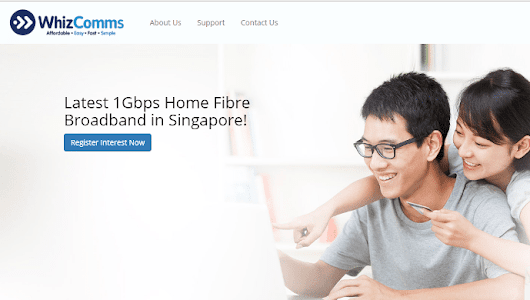 New Singapore internet provider offers 1GB fibre broadband for US$23