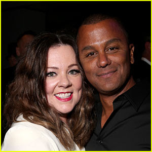 Gilmore Girls' Melissa McCarthy & Yanic Truesdale (aka Sookie & Michel) Reunite on Vacation!