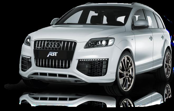 ABT Sportsline Audi Q7 V12 Body Kit  AutoStylez.net