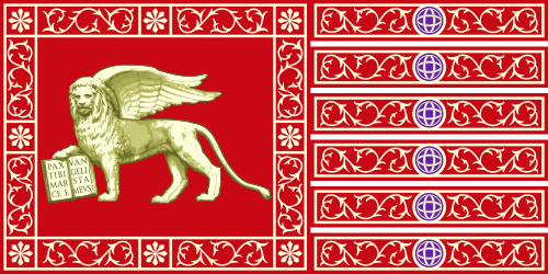 Flag of Most Serene Republic of Venice