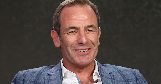 Robson Green reveals the most important lesson he's learnt in life