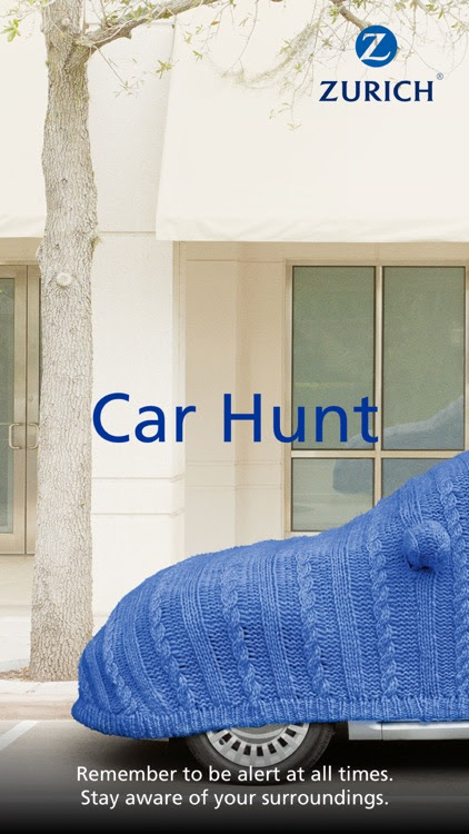 Car Hunt By Zurich Insurance Company Ltd