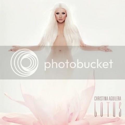 lotus di christina aguilera, la tracklist