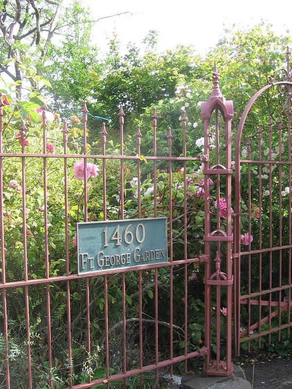 Ft. George Garden, Astoria