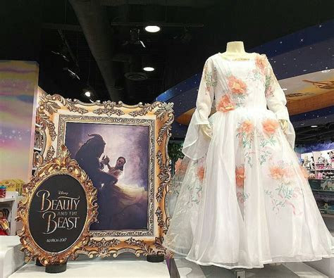 Belle's Celebration dress. Beauty and the Beast (2017)  I