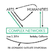 Arts, Humanities, and Complex Networks – 5th Leonardo satellite symposium at NetSci2014