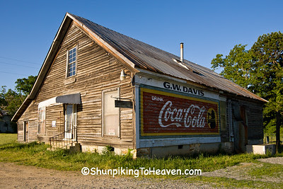 G.W. Davis General Store, Arcola, North Carolina
