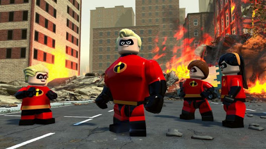 LEGO The Incredibles | Torrent indir | Full | F5Torrent