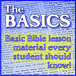 Basic Bible Lessons