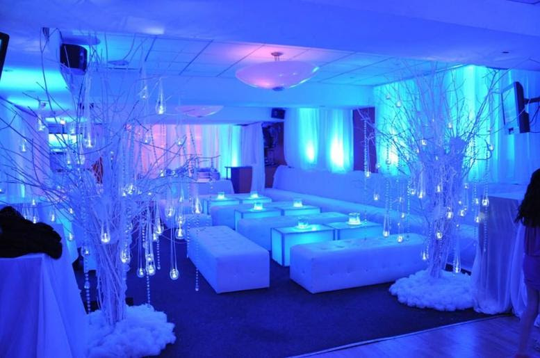 Black And White Party Decoration Ideas All White Party Decoration