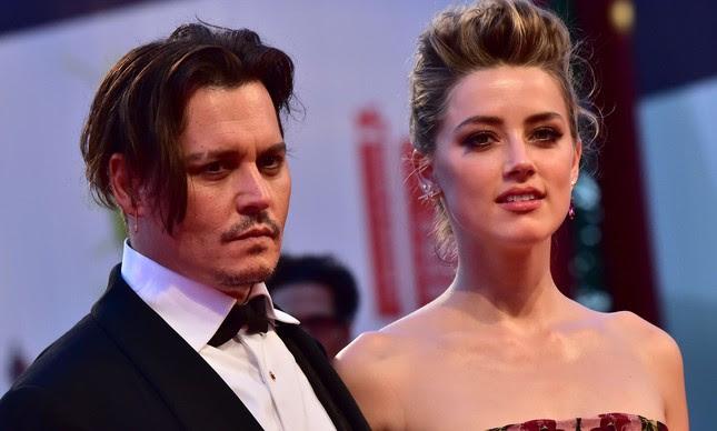 Amber Heard na première de 'Garota dinamarquesa'