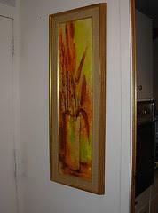 Tall Golden Art