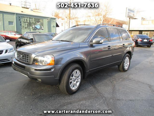 Used 2008 Volvo XC90 for Sale in Louisville KY 40204 Carter & Anderson Motorsports