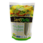Zeroodle, Pasta Spgheti Mung Bean - 7 Ounce -PACK 6