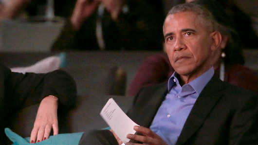 Ex-President Barack Obama Shows Up In Chicago For Jury Duty