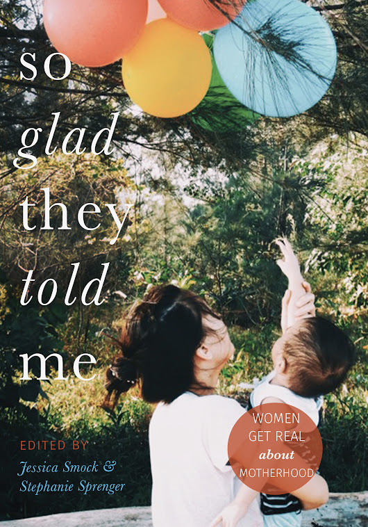Publication Day for So Glad They Told Me! - The HerStories Project