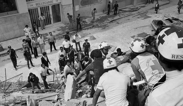 Eventos Imperdibles Para Conmemorar Los 30 Años Del Terremoto Del 85