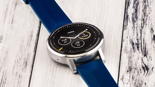 Moto 360 2nd Gen Android Wear 2.0 update rolling out now - Pixel Spot