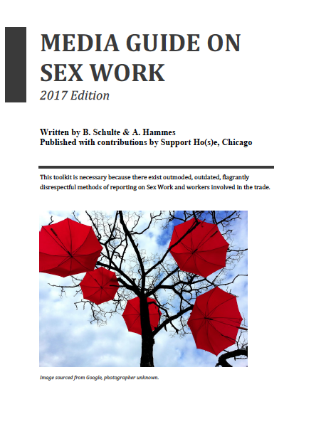 "Support Ho(s)e — We are excited to debut our ""Media Guide on Sex..."