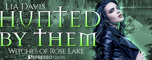 Hunted by Them by Lia Davis Reveal