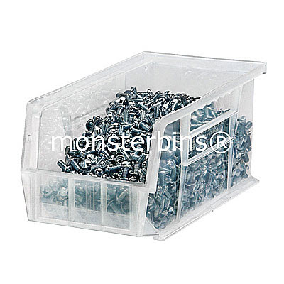 Monster Bins Blog - Stacking Bins - How & Where to Use Them