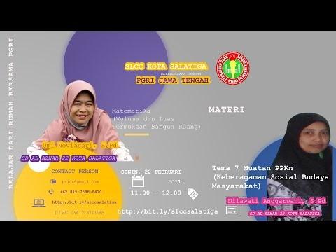 BDR : PPKn Kelas V dan Matematika Kelas VI