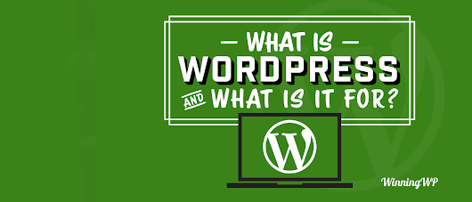 What Is WordPress And What Is It For? (A Simple Video Explanation)
