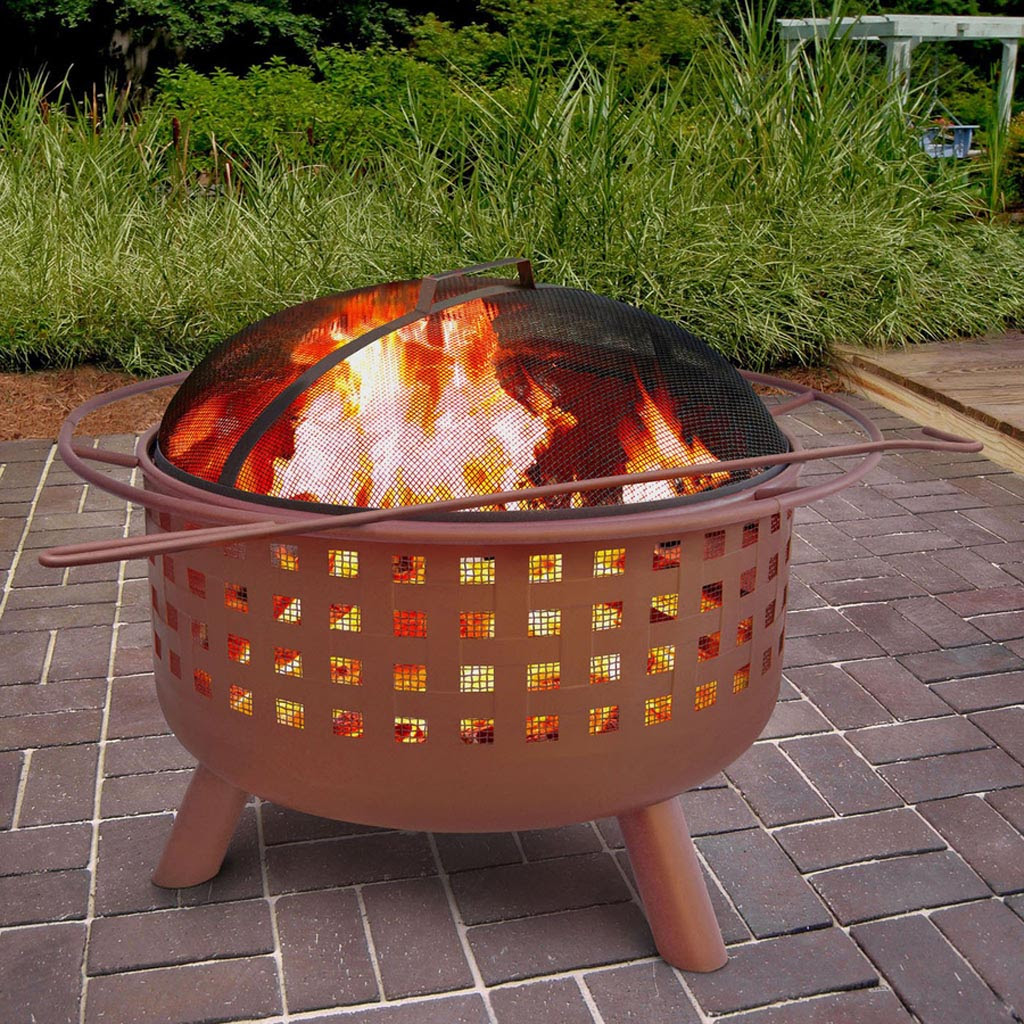 backyard fire pit bunnings