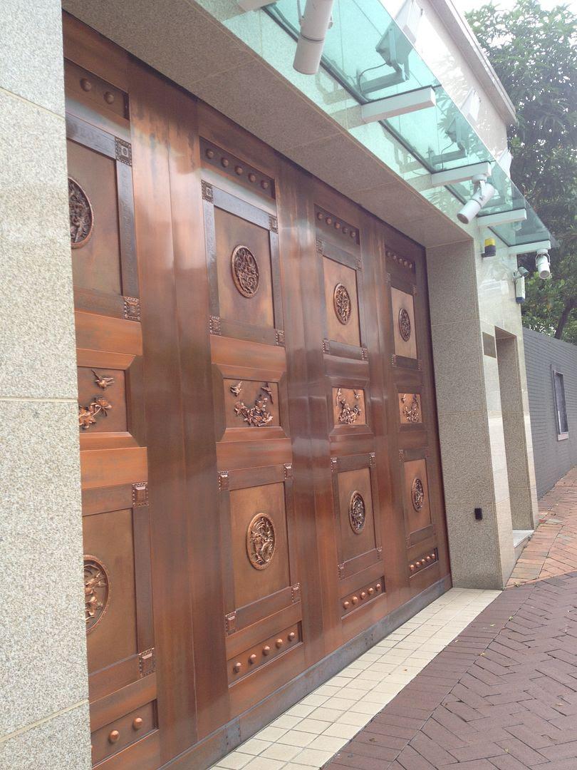 Copper Garage Door in Hong Kong photo 2013-09-29112221_zps90ac9d44.jpg