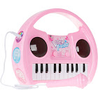 Hey! Play! Kids Karaoke Machine with Microphone
