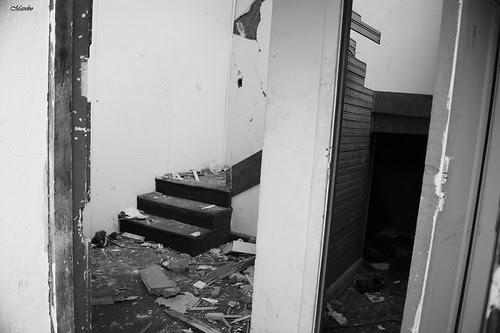 Casa abandonada San José de maipo by Alejandro Bonilla